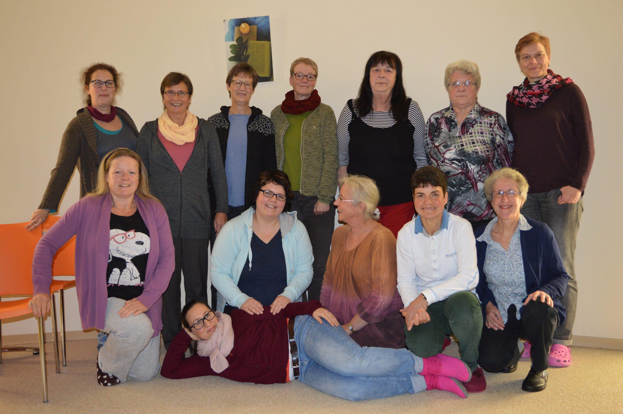 Ehrenamtsseminar in Zethlingen