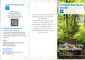 Flyer Palliative Care